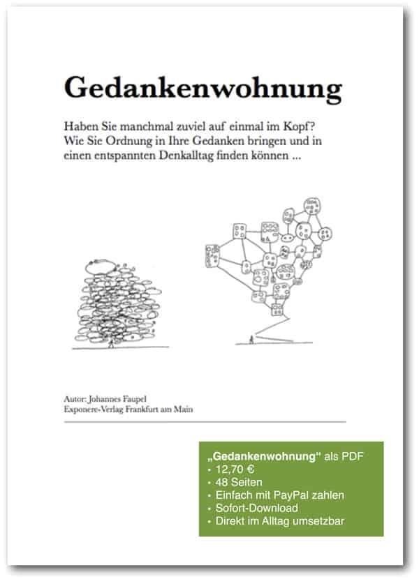 Gedankenwohnung als E-Book PDF