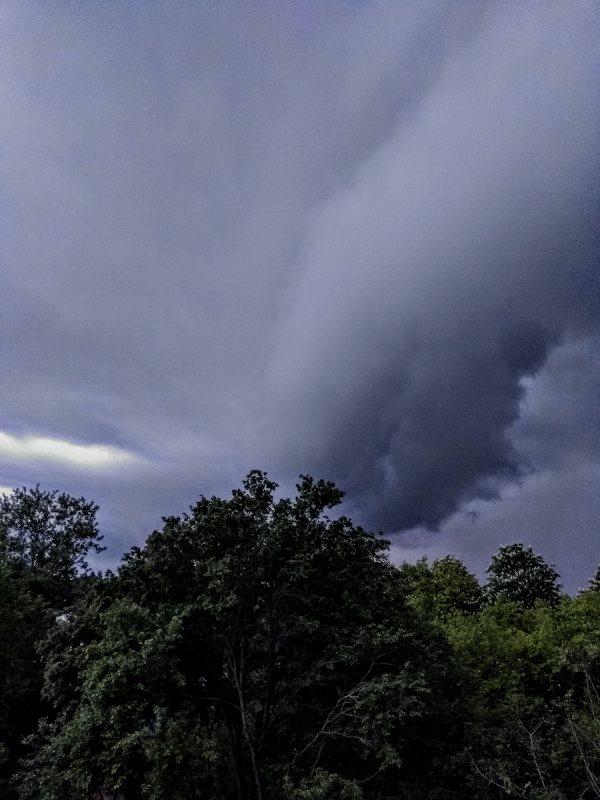 Regen Sturm schlechtes Wetter