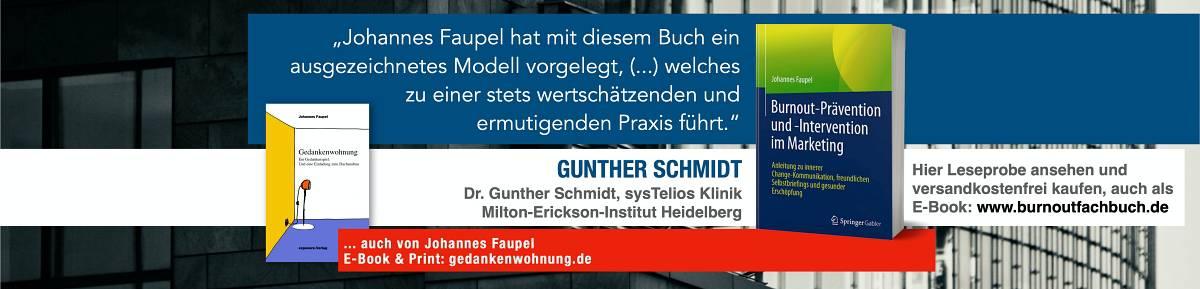 Dr. Gunther Schmidt Empfehlung